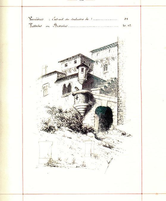 Page 112 du LIVRE DE CABRIERES